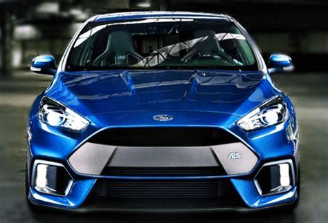 ford focus rs  beast car reviews rumors