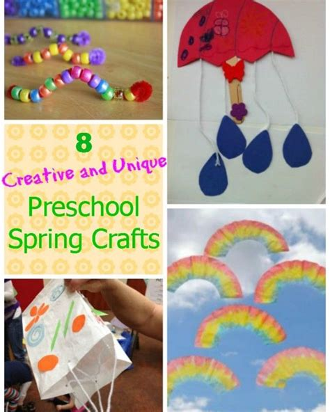 ideas for preschool 8 easy preschool crafts so many unique and