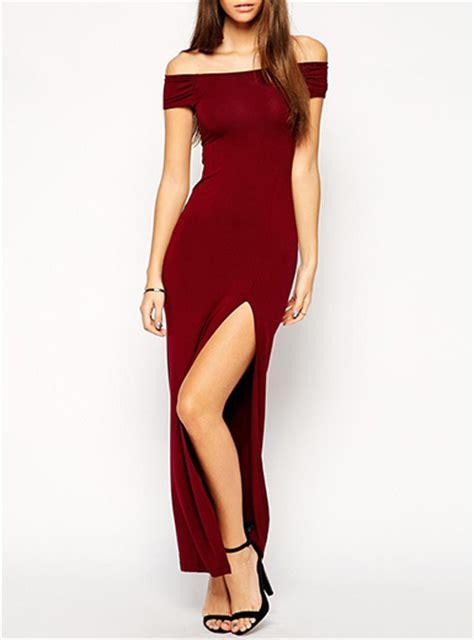 Mini Dress Gaun Import Black Tight Neck Size S 294210 the shoulder dress arm sleeves open