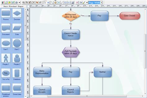 workflow diagram software free flowchart and workflow activex with source code