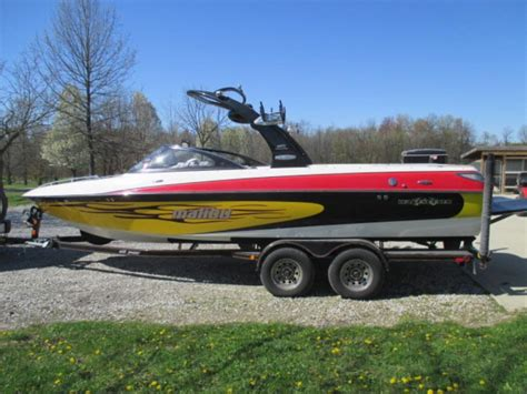 malibu wakesetter lsv 23 boats for sale