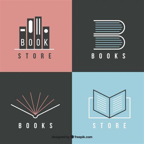 libro street logos street graphics pack de modernos logos de libros descargar vectores gratis
