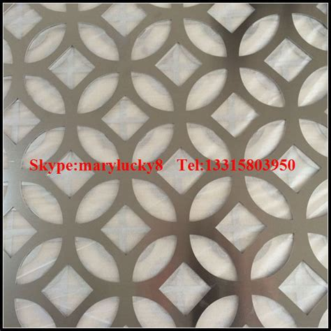 aluminium and pattern works limited partnership pattern metal perforated sheet decorative perforated metal