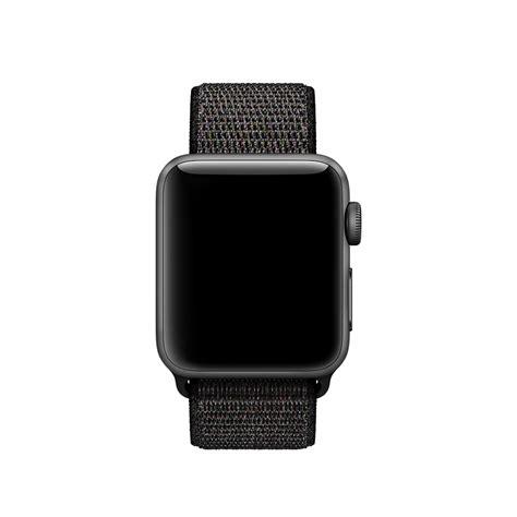 Apple Series 1 38mm Black apple sport loop black mqvx2 apple