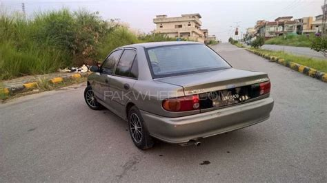 mitsubishi lancer gl used mitsubishi lancer gl 1995 car for sale in islamabad