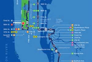 New York Marathon Course Map by Cities 101 Who Chooses The Nyc Marathon Route Untapped