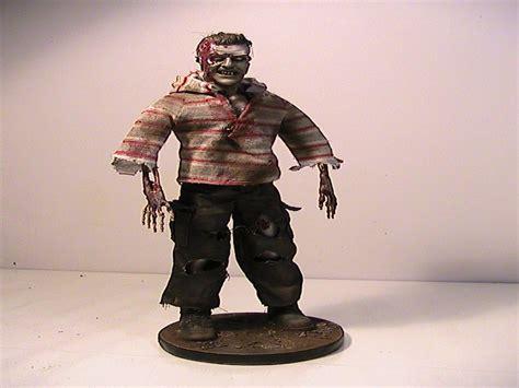 Kaos The Walking Dead Tag Kaos Gildan Softstyle zombies figuras customizadas 1 arte taringa