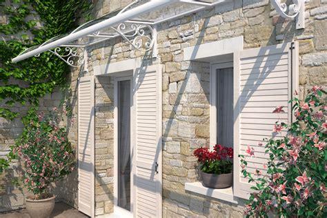 tettoie per finestre pensiline e tettoie su misura antipioggia e ombreggianti