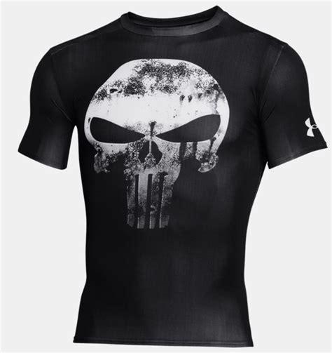 Kaos Punisher Armour Tshirt Tees T Shirt t shirt armour 174 transform yourself punisher