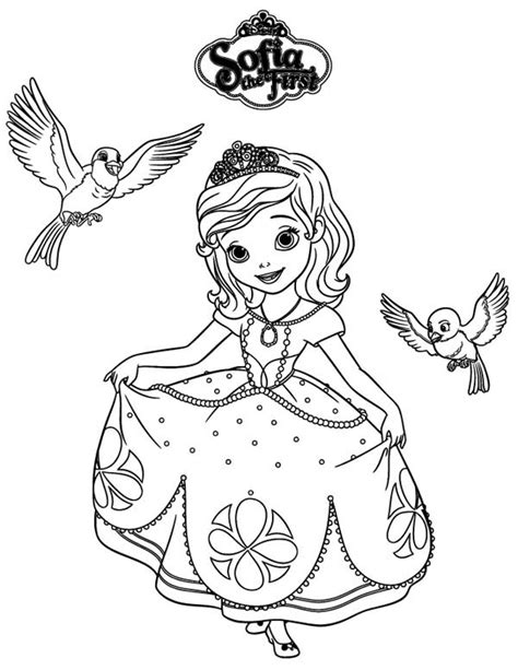 princess sofia coloring pages pdf princess sofia and robin and mia in sofia the first