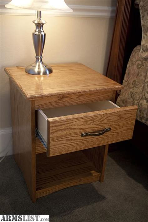 hidden compartment nightstand armslist for sale night stand with secret compartment