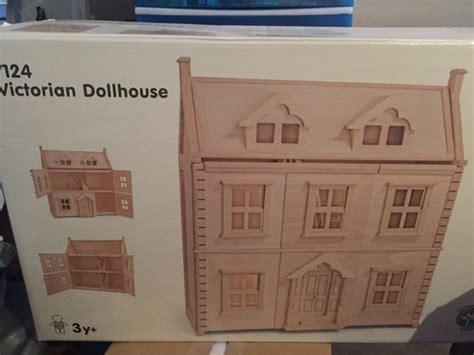 dollhouse las vegas plan toys 7124 dollhouse household in