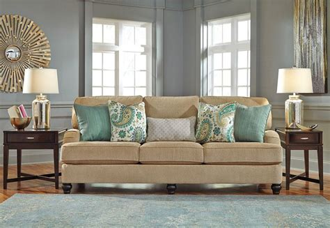 ashley furniture living room sectional 33100 home decor ashley furniture lochian sofa at kensington furniture for