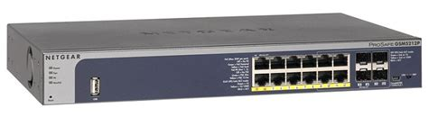Gsm7212f netgear launches new intelligent edge switches and