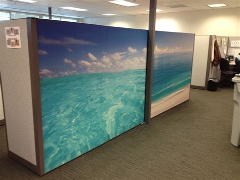 Christmas Scene Wall Murals cubicle decorating ideas office decorations home