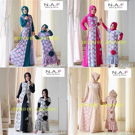 Baju Muslim Wanita Greta jual baju jual baju muslim brokat cantik by