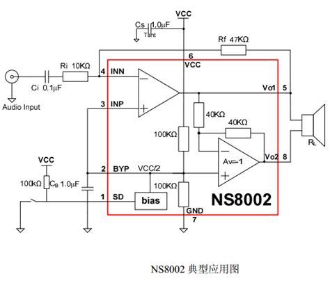 bootstrap snubber circuit ns8002 datasheet pdf etc