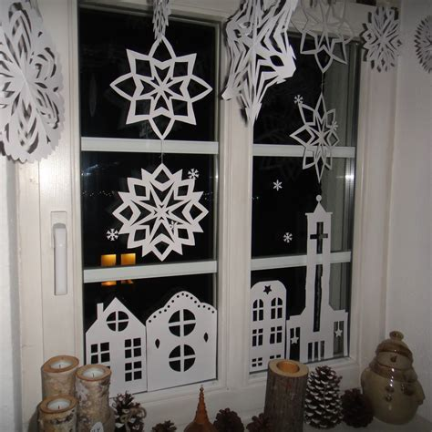fensterdekoration zu weihnachten ines felix kreatives zum nachmachen weihnachts