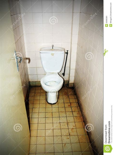 Dirty public toilet stock image. Image of john, urine