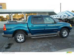 island blue metallic 2001 ford explorer sport trac