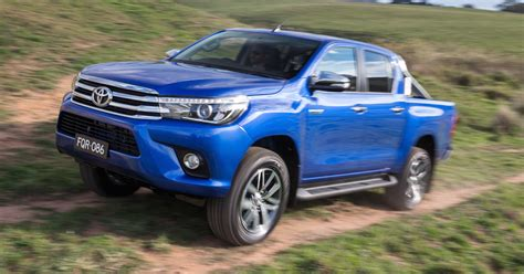 Is A Toyota Hilux A Commercial Vehicle 2016 Toyota Hilux Suspension Developed In Australia For