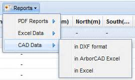 Arboricultural Report Templates Bs5837 Cad Dxf Otiss Support