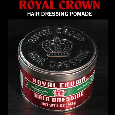 Pomade Royal Crown rocknroll rakuten global market royal crown pomade ロイヤルクラウン pomade