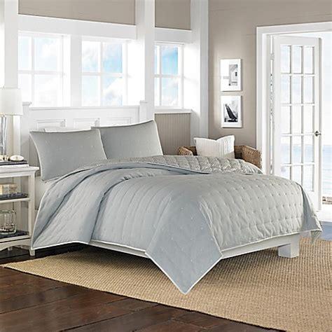 nautica comforters discontinued nautica 174 shelford reversible coverlet bed bath beyond