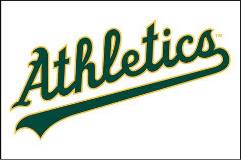 bentley university athletics logo oakland athletics wordmark logo 1993 home athletics