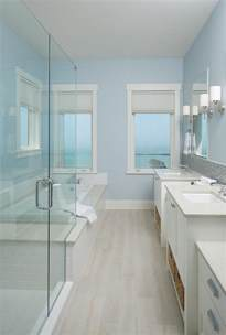 Coastal Bathrooms Ideas Colors Storybook Shingle Beach House With Coastal Interiors