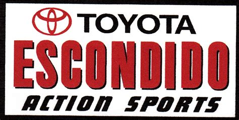 Toyota Of Escondido This Weekend In Toyota Of Escondido Sports