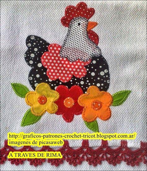patchwork apliques para reaizar en patchwork conejito en patchwork patchwork solo patrones todo gratis gallinitas en