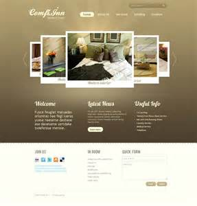 web design ideas motel accommodation hotel web design idea 05 png 1 344 215 1 403 pixels website layouts