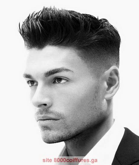 Exemple Coupe De Cheveux Homme by Exemple Coiffure Homme