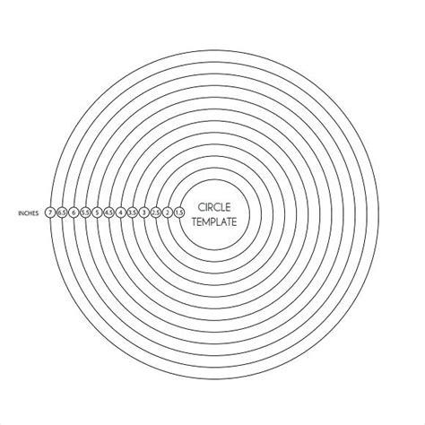 6 Inch Circle Template Printable Tinbaovn Info 6 Inch Circle Template