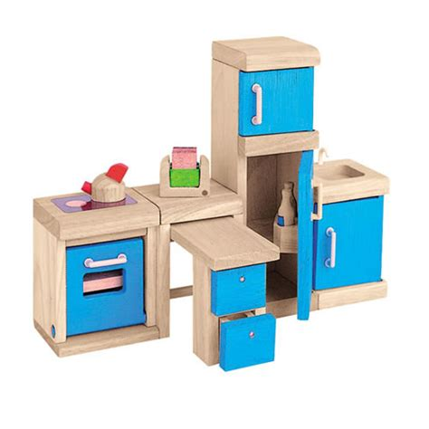 Plan Toys Kitchen by Kitchen Furniture 4 Set By Plan Toys