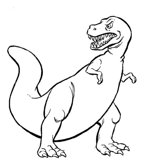 t rex coloring pages free t rex coloring page the great