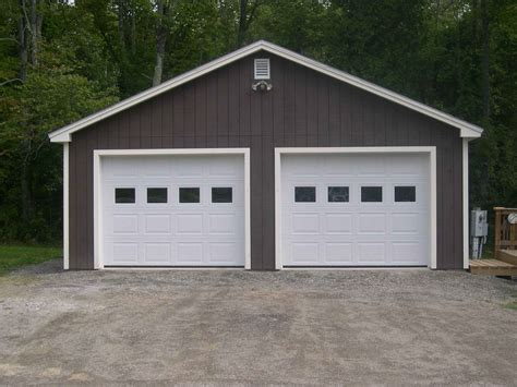 Detached Garages Plans by Detached 2 Car Garage With Apartment Cost