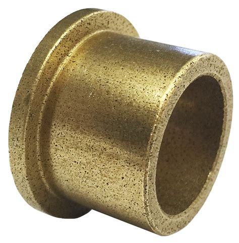 Bearing Bush by Obf121520 Flanged Oilite Bush Oilite Bushes Bearing