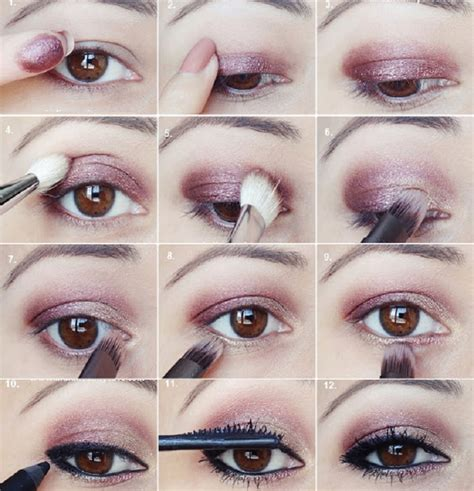 eyeshadow tutorial for small eyelids 15 magical makeup tips to beautify your hooded eyes in a