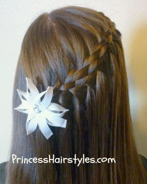 princess hairstyles noodle curls hairstyles for girls hair styles braiding princess
