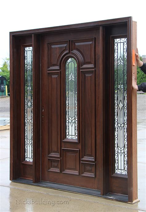 Exterior Doors Clearance Clearance Doors Carved Clearance Front Doors