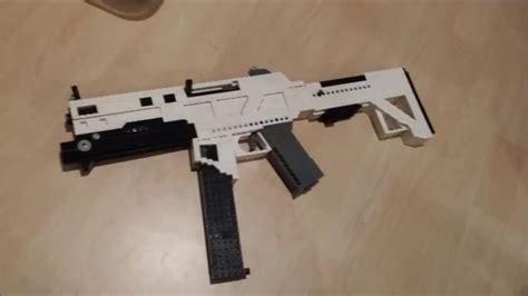 Lego Part Top And Black Gun black ops 3 lego kuda smg jim s lego guns lego guns 12000 lego guns