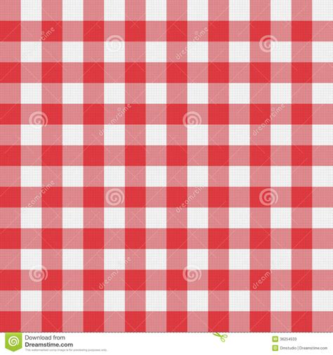 tablecloth pattern vector vector picnic tablecloth pattern stock photos image