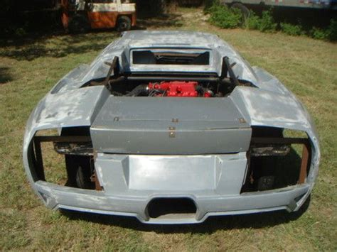 Lamborghini Project Car For Sale by Purchase New Lamborghini Kit Car Lamborghini Murcielago
