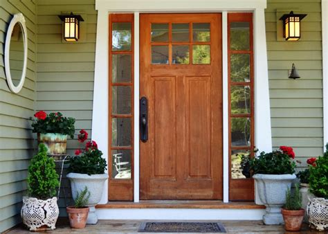 how to decorate a door for 11 ways to decorate your front porch or entryway diy