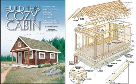 build this cozy cabin for under 6000 home design build this cozy cabin for under 6000 home design