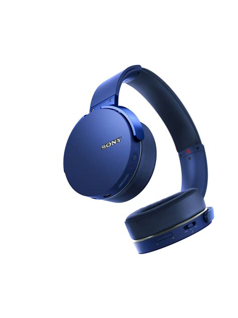 Headphone Sony Bass sony mdr xb950b1 bluetooth wireless bass headphones