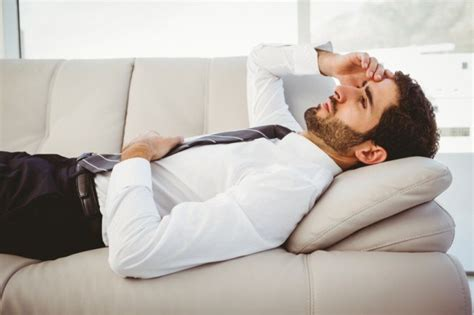 lie on the couch bad employees 4 worst things people do at work