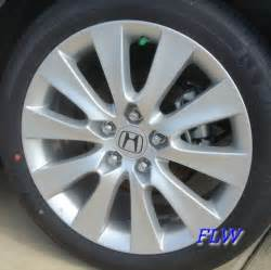 2008 honda accord oem factory wheels and rims